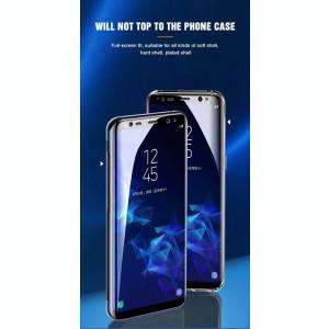 Folie sticla securizata curbata 100D FULL GLUE Samsung Galaxy S9 , S9 plus