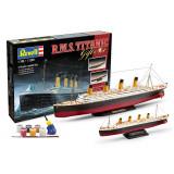 Cumpara ieftin Gift-Set R.M.S. Titanic, Revell, 172 piese-RV5727