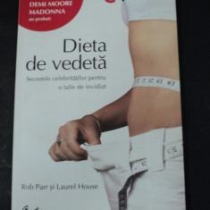 DIETA DE VEDETA-ROB PAR,LAUREL HOUSE