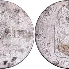 1849 - A - 6 kreuzer - Franz Joseph I - Imperiul Austriac