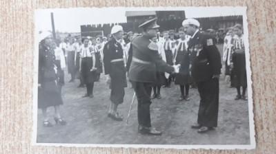 Parada Strajeri - Campina 1938 foto