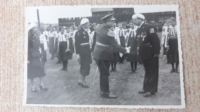 Parada Strajeri - Campina 1938