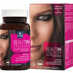 myelements Beautin Colagen cu Acid Hialuronic si Biotina 30 cps
