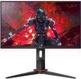 Monitor Gaming VA LED AOC 27inch Q27G2U, QHD (2560x1440), HDMI, DisplayPort, USB 3.0, Pivot, 144 Hz, 1ms (Negru)