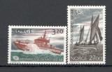 Norvegia.1991 100 ani compania ptr. salvarea de vapoare  KN.36, Nestampilat
