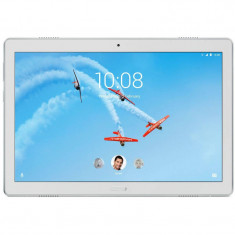 Tableta Lenovo TAB P10 TB-X705L 10 inch Cortex A53 1.8 GHz Octa Core 3GB RAM 32GB flash WiFi 4G Android 8.1 Sparkling White