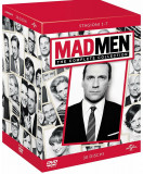 Film Serial Mad Men DVD Seasons 1-7 BoxSet  Complete Collection, Drama, Italiana, independent productions