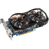 Placa video Gigabyte Geforce GTC 650 Ti Boost Windforce 2 GB RAM