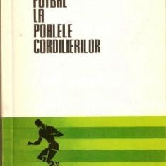 Fotbal la poalele cordilierilor, de C Teasca, 1966