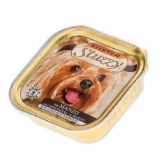Mister STUZZY Dog - carne de vită, 150g