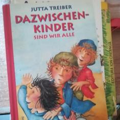 Dazwischen-Kinder – Jutta Treiber
