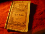 V.Alecsandri - Teatru I : Cetatea Neamtului / Cinel-Cinel - BPT 199-199bis ,108p