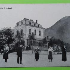 Brasov Predeal Restaurant, Necirculata, Printata