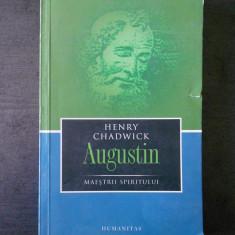 HENRY CHADWICK - AUGUSTIN. MAESTRII SPIRITULUI, Humanitas