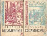 DECAMERONUL - Boccaccio / 2 volume