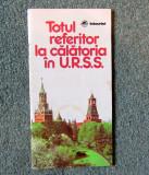 Cumpara ieftin URSS-Plian turistic din anii'70.