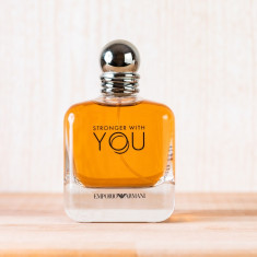 Emporio Armani Stronger With You 100 ml| Parfum Tester
