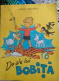 De-ale lui Bobita de Adrian Niculescu(1975) benzi desenate