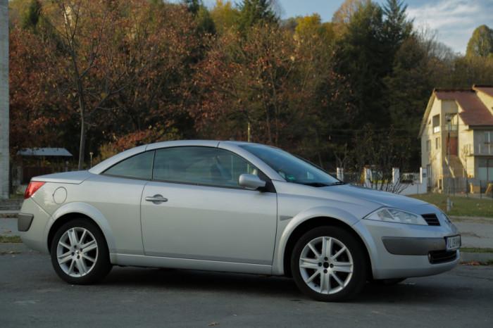 Renault Megane 2 Cabrio 1.6