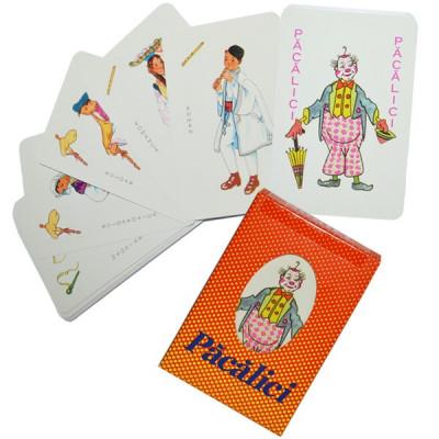 Carti de joc Pacalici Vintage foto