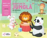 Joc de bingo - Aventuri in jungla