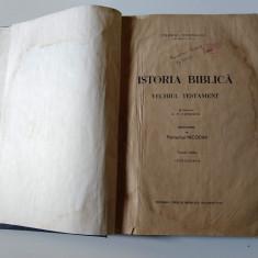 Istoria biblica a vechiului testament - A. P. Lopuhin - 1944 (vol. 1)