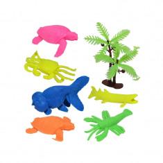 Animale marine care cresc - Set 6