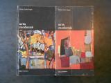 GIULIO CARLO ARGAN - ARTA MODERNA 2 volume