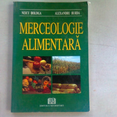 MERCEOLOGIE ALIMENTARA - NEICU BOLOGA
