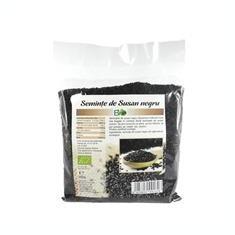 Seminte de Susan Negru Bio 250 grame Deco Italia Cod: 6423850001326