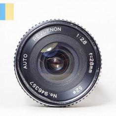 Obiectiv Revuenon 28mm f/2.8 montura M42