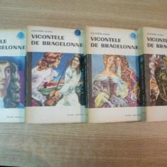 VICONTELE DE BRAGELONNE , VOL. I - IV de ALEXANDRE DUMAS