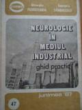 Cumpara ieftin NEUROLOGIE IN MEDIUL INDUSTRIAL GHID PRACTIC GHEORGHE PENDEFUNDA 1987