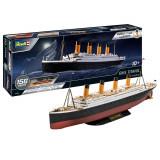 Cumpara ieftin Easy Click RMS Titanic, Revell, 156 piese-RV5498