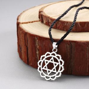 Pandantiv Steaua lui David tema religioasa simbol evreu