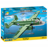 Cumpara ieftin Set de construit Cobi, Aircrafts WW II, North American B-25B Mitchell (710 pcs)