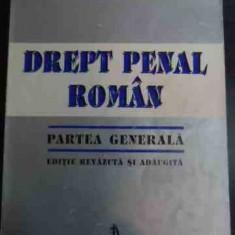 Drept Penal Roman - Partea Generala - Constantin Mitrache ,545335