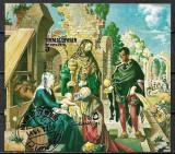 Umm-al-Qiwain 1971 - Bloc pictura-Durer stampilat(z)