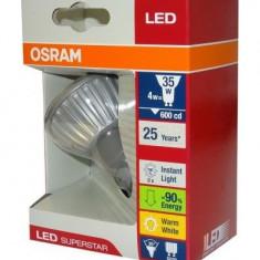 BEC LED Osram 4W GU10 SPOT 2700K