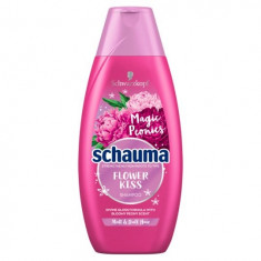 Sampon pentru par Schauma Flower Kiss Magic Peonies 400ml