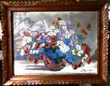 Cumpara ieftin Natura statica cu flori - Lucretia Megyesi