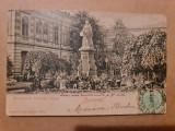București - Monumentul Domniei Bălașa.