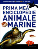 Animale marine. Prima mea enciclopedie. Vol. 4