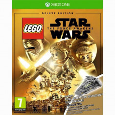 Joc consola Warner Bros Entertainment LEGO Star Wars The Force Awakens Deluxe Edition 1 Xbox ONE