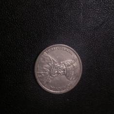 Monedă 100 lei 1993