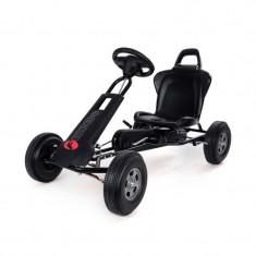 Kart cu pedale Tourer negru