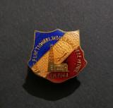 Insigna Petrol Campina per. regalista - Asoc. functionarilor din ind.