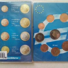SET 8 MONEDE EURO - OLANDA 1999