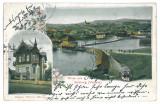 4380 -  OCNA SIBIULUI, Litho, Romania - old postcard - used - 1907, Circulata, Printata
