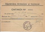 Chitanta Saptamana Ardealului si Moldovei al doilea razboi mondial